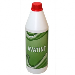 Колорант Аватинт GX (оксидный зеленый) (1 л)