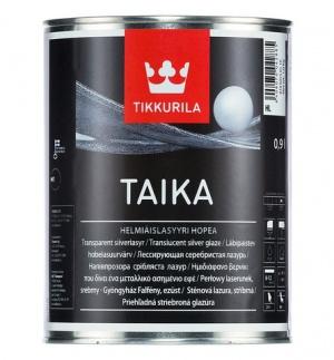Тайка Серебро, одноцветная (0,9 л)