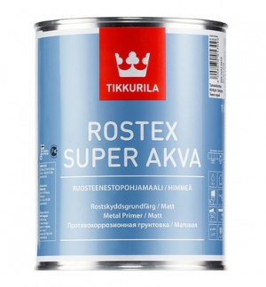 Ростекс Супер Аква (1 л), темно-серый